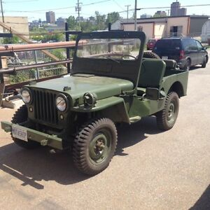 Willis Jeep M-38 / 1951