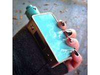 SnowWolf 75W mini Vape mod box Mint NEW