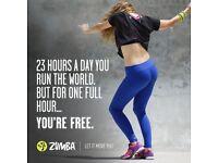 Zumba® Fitness Class This January