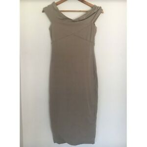 Kookai Bond Dress - Size 1, 8, Small - Beige Cocktail Dress Hornsby Hornsby Area Preview