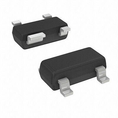 Infineon Rf Bipolar Transistor Npn 12v 0.02a 4-pin Sot-143 Smd New Qty.25