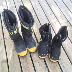 Two Pairs Dakota Safety Boots | Size 13