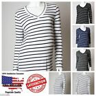 Unbranded Striped Maternity Tops