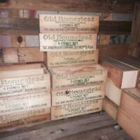 Loads of Crates $15 each or $20 for $12.50