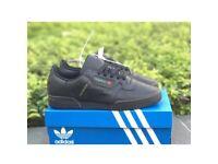 Adidas Yeezy Calabasas Powerphase Core Black Size UK 10.5 Brand New