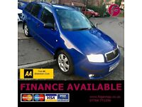 3 YEARs Warranty & AA Cover Inclusive - Fabia Bohemia 1.4 DIESEL - 1 OWNER - Super Service History!