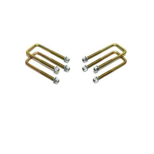 MaxTrac U-Bolts For 3In. Lift Blocks 910104