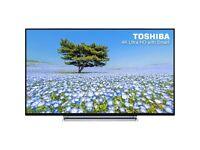 "Tv ***IMMACULTE*** 55"" TOSHIBA 55U5766DB 55"" Smart 4K Ultra HD LED TV"
