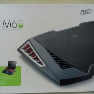 M6 Audio Cooling Laptop Pad with speaker