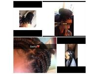 OFFER ON BOX BRAIDS-For Afro & European Hair!!!More Styles Avail!!!