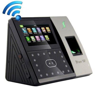 Zk Wifi Face Time Attendacne Fingerprint Time Clock Staff Attendance Terminal