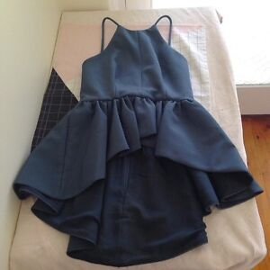 CAMEO Waterfall top in teal blue size small Adelaide CBD Adelaide City Preview