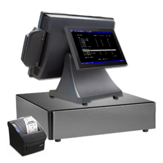 Caf Express Commercial POS POS Systems - CAF-15-BMTI