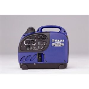 Used Yamaha Generator EF1000iS - like brand new, rarely used