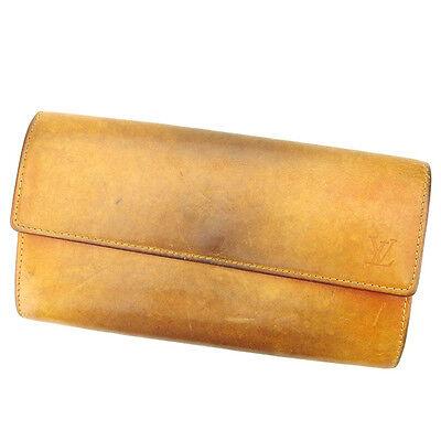 Auth Louis Vuitton purse Wallet Nomad unisexused T1694