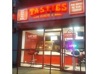 Takeaway Fast Food Business For Sale - Busy Main Road Location - Expansion Opportunity - Cheap Rent