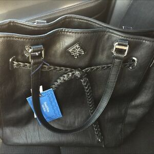 Vera Wang leather purse