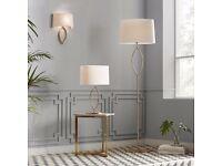 John Lewis Lopez Table Lamp RRP £65 each