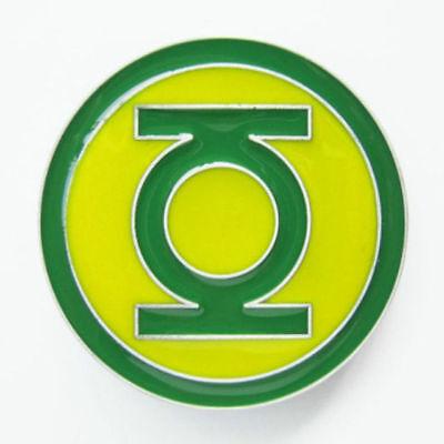 The Green Lantern Metal Belt Buckle