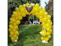 Bespoke Event & Party decorators based in London - Balloons/Flower Walls/ Cake tables/Chair Covers