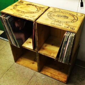 """BUTTER CRATES  """"What's in Your Vinyl Storage"""""""