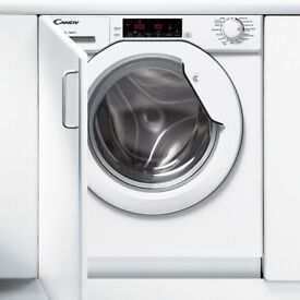 CLOSING DOWN SALE.  Built in Washers and Washer Dryers, some Freestanding Tumble Dryers as well