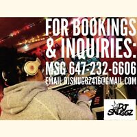 **FEMALE DJ SERVICES FOR ALL OCCASIONS**