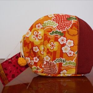 Vintage style authentic Japanese make-up bag Umina Beach Gosford Area Preview