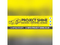 Project Shine - Body Repair, Paint Spraying, Detailing