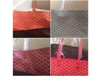 Goyard tote handbag 4 colours only