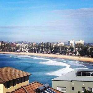 Beautiful Manly ocean view apartment! Short term stay. Queenscliff Manly Area Preview