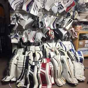 Goalie Heaven at Rebound!!!!
