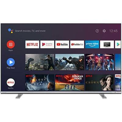 """Toshiba TV LED 43"""" 43UA4B63DG ULTRA HD 4K SMART TV WIFI DVB-T2 (0000049687)"""