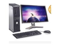 Dell Pc, Monitor and keyboard/mouse