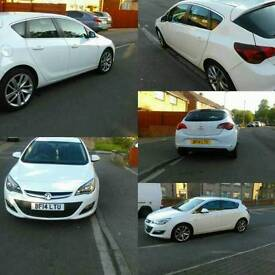 14 plate Vauxhall Astra 1.6