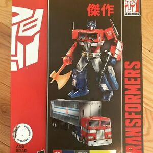 Transformers Hasbro Masterpiece Optimus Prime MP10 MISB
