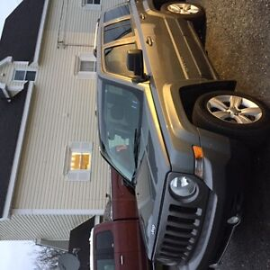 2011 Jeep Patriot Limited SUV, Crossover