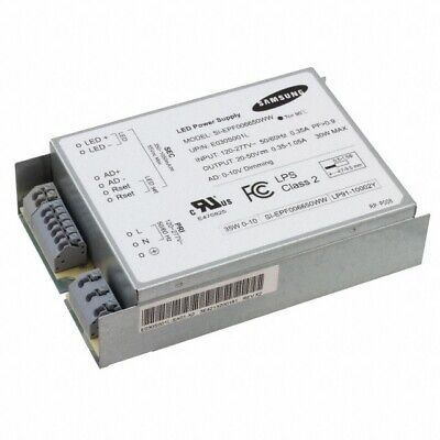 Samsung Constant Current Dimmable Led Downlight Driver 120-277vac20-50vdc 30w