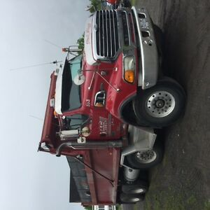 Camion 12 roues,  FORD, Sterling 2008