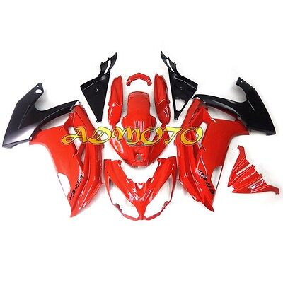Used, ABS Plastic Fairing Kit for Kawasaki Ninja 650 ER6F ER-6F 2012 2013 2014 2015 for sale  Shipping to Canada