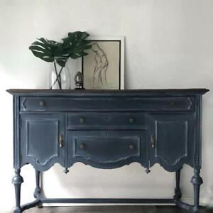 Navy Sideboard/Server/Buffet