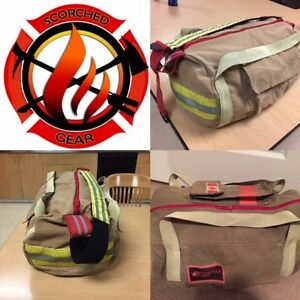 Fire Fighter Duffle Bags