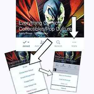 Everything Comics/Collectibles/Pop Culture.
