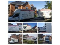 Man and Van in Alfreton, House Removal Service - MJ MOVERS - No hidden costs, Jumbo Luton Van A