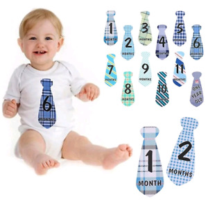Baby monthly stickers new