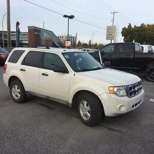 2009 FORD ESCAPE XLT - V6, AUTOMATIC & AWD