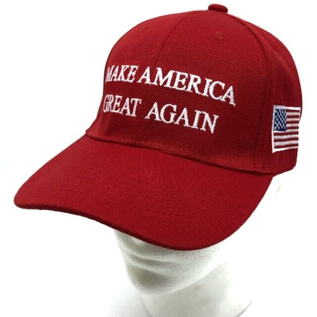 Trump 'Make America Great Again' Caps Clothing, Shoes & Accessories