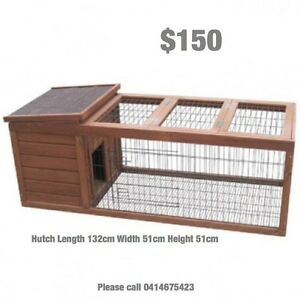 Rabbit Hutch BRAND NEW UNOPENED Guinea pig cage Wentworthville Parramatta Area Preview