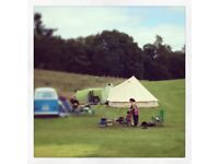 4m Bell Tent, very good condition