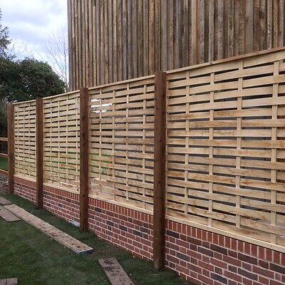 oak screen panels